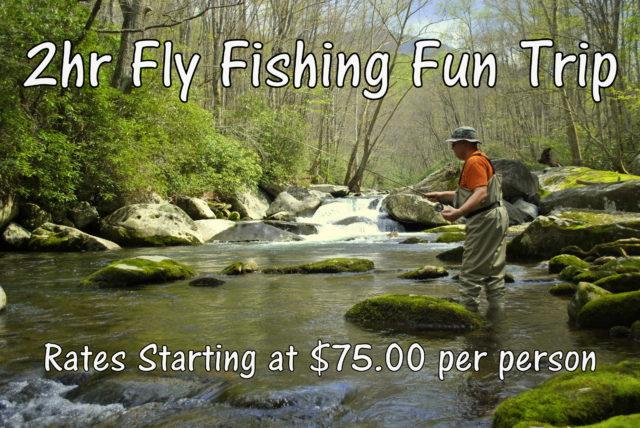 Gatlinburg Fly Fishing, Fly Fishing Fun Trip, Gatlinburg Fly Fishing Guides,