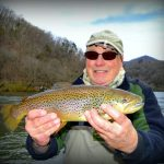 March Fly Fishing, Fly Fishign the Smokies, Tuckasegee River, Float Trips, Bryson City, Western North Carolina Fly Fishing Guides,