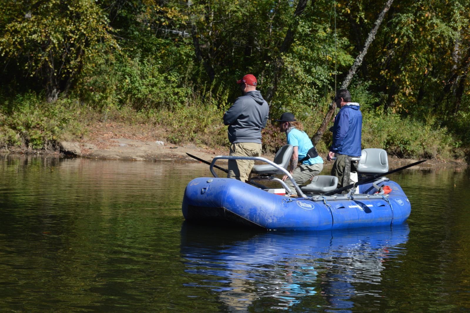 Fly Fishing the Smokies, Float Trips Smoky Mountains, Float Trip Tuckasegee River, Float Trip Little Tennessee River