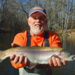 November Fly Fishing Smoky Mountains, Fly Fishing the Smokies, Trout Fishing Guides Smoky Mountainns, Tuckasegee River Fly Fishing Guides,