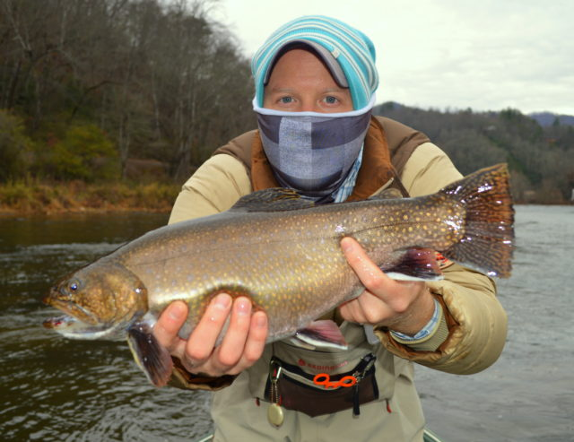 December Fly Fishing, Fly Fishiing the Smokies, Great Smoky Mountains Fly Fishing, Tuckasegee River Fly Fishing Guides, Float Trips in the Smoky Mountains, Trout Fishing the Smoky Mountains,