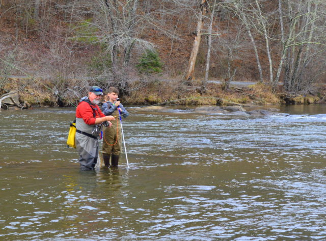 Fly Fishing Guides,