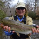 Great Smoky Mountains Fishing Report February 27th, Best Trout Fly Fishing Guides in Great Smoky Mountains Gatlinburg Cherokee Bryson City