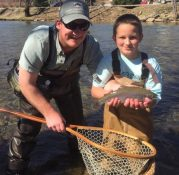 Jared Silver Fly Fishing the Smokies Guide