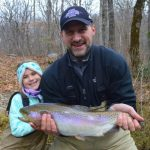 Fly Fishing Gift Certificates, Great Smoky Mountains Fishing Report February 20th, Cherokee Fly Fishing Guides and trips Smoky Mountains Trout Fly Fishing the Smokies