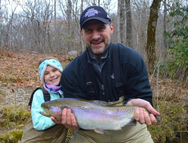 Great Smoky Mountains Fishing Report February 20th, Cherokee Fly Fishing Guides and trips Smoky Mountains Trout Fly Fishing the Smokies