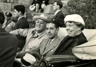 FDR, Eleanor and Tennessee Governor Prentice Cooper