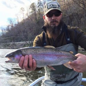 Fly Fishing Guides Tuckasegee River