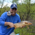 Carp Fly Fishing Guides, Fly Fishing the Smokies, Carp Fly Fishing North Carolina