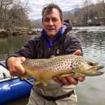 November Fly Fishing Smoky Mountains, November Fishing Tuckasegee River Gatlinburg Bryson City Pigeon Forge Highlads Waynesville Maggie Valley