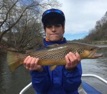 Great Smoky Mountains Fishing Report April 11th