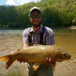 Carp Photo Gallery, Carp Fly Fishing Guides North Carolina Tennessee