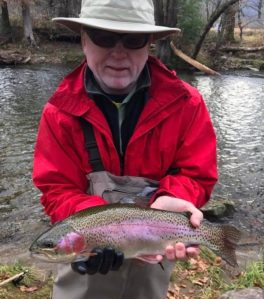 Fly Fishing the Smokies, Smoky Mountains Fly Fishing Guide,