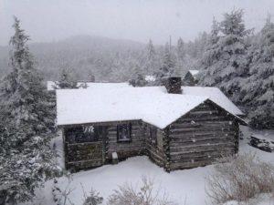 Mt leonte Lodge, Fly Fishing the Smokies, Mt Leconte snow, Mt Leconte Lodge Snow,