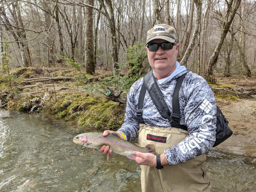 Smoky Mountain Fly Fishing Report, Fly Fishing the Smokies,