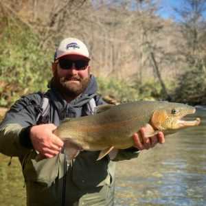 Winter Trophy Trout Special, Great Smoky Mountains Fishing Report, Fly Fishing the Smokies, Fly Gatlinburg Fly Fishing, Bryson City Fly Fishing