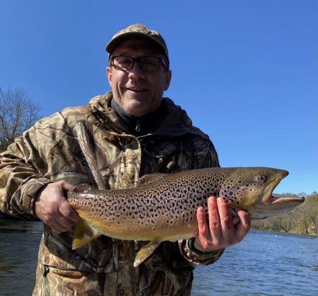 South Holston River Fly Fishing Guides, Watauga River Fly Fishing Guides