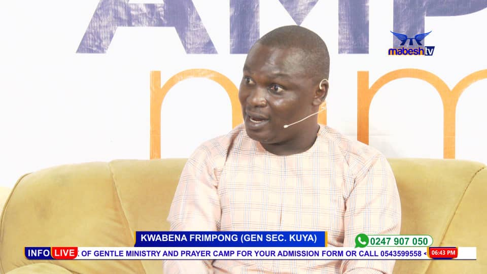 Consider Health Facilities at Rural Areas When donating PPEs – Kwabena Frimpong Appeals