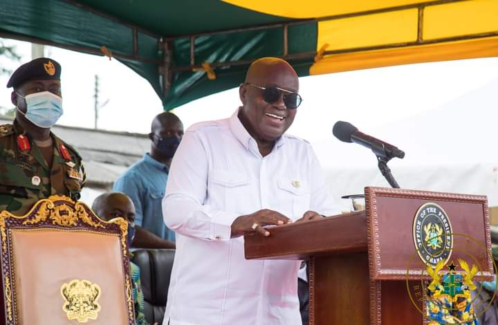 The Integrated Community Miners Association of Ghana commend the Nana Addo government on Mining management