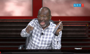 I will expose you – Kennedy Agyapong declares war on man behind $40,000 bribery video