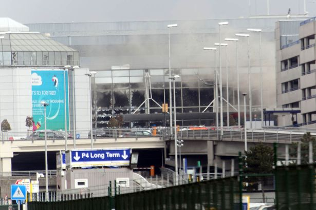 A-plume-of-smoke-rises-over-Brussels-airport