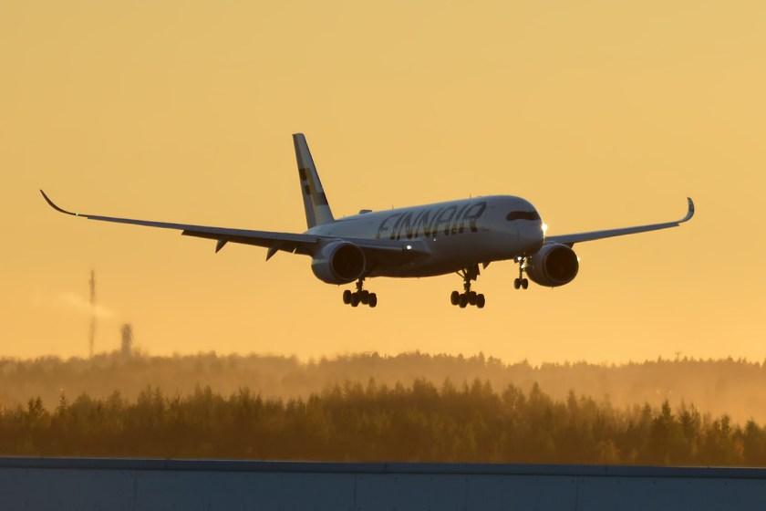 Finnair,_OH-LWA,_Airbus_A350-941_(22211445962)