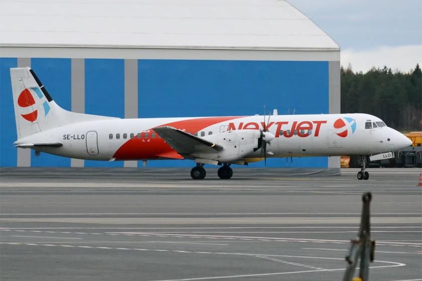 NextJet,_SE-LLO,_British_Aerospace_ATP_(22579754465)