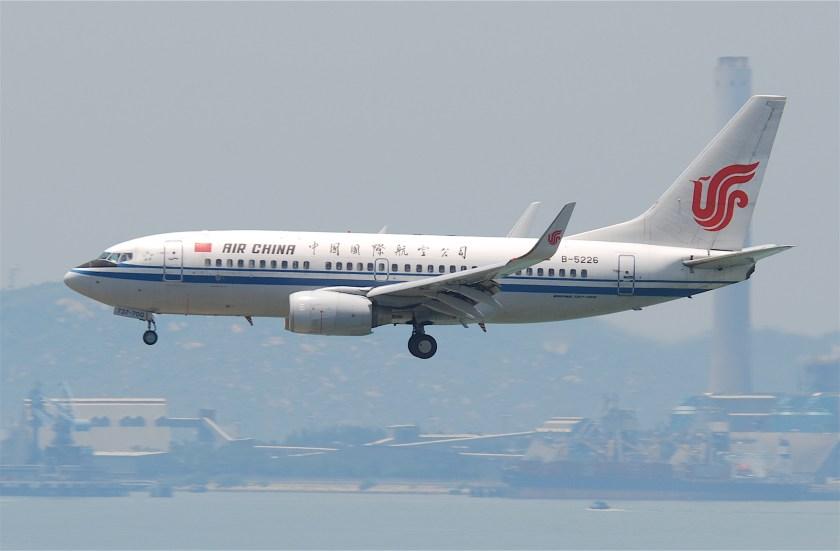 AirChina737