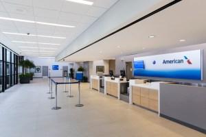 American Gate - East Texas Regional Airport