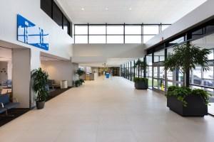 East Texas Regional Airport - Entrance Terminal