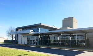 Terminal photo - East Texas Regional Airport