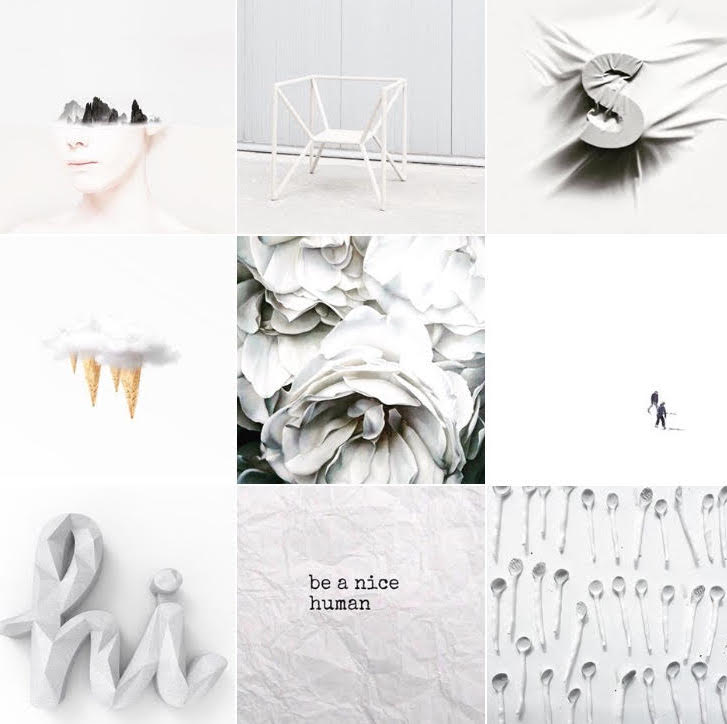 White Is My Colour