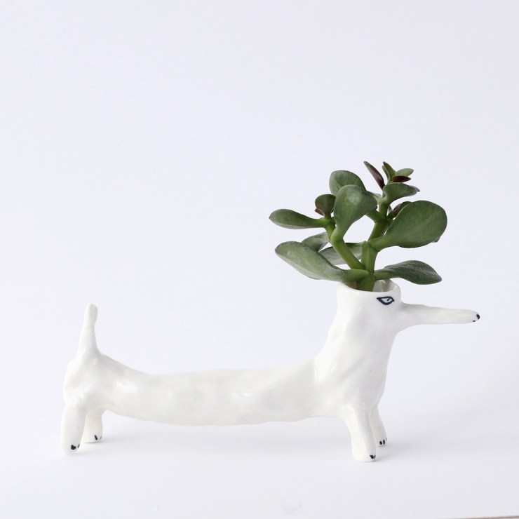 Ceramic Hounds