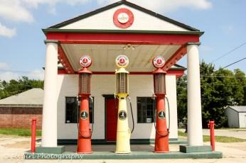 Pumps along 66