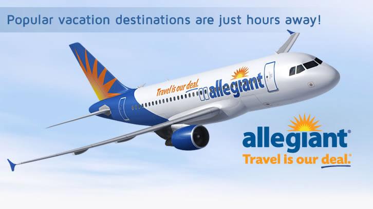 Allegiant  Grand Island Central Regional Airport