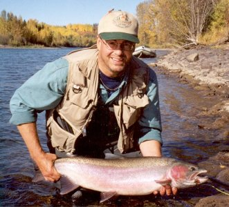 Kamloops Custom Fly Rods by Paul Patterson