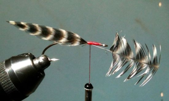 Quick Fish Fry Fly | BC Salmon Fry Fishing Pattern ... Fish Fry smolt Streamer fly