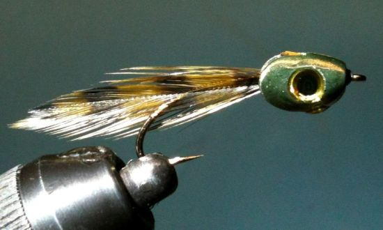 Quick Fish Fry Fly | BC Salmon Fry Fishing Pattern