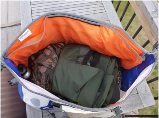 Overboard Boat Master Waterproof Duffel Review | Water Proof Dry Bag Review