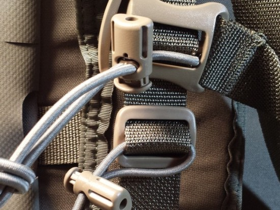 Hill People Gear Connor Pack Review - Harness Straps