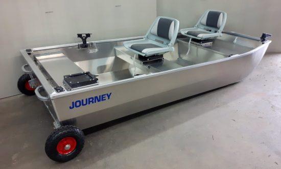 Journey Boats | Flat Bottom Boats | Prams | Punts | Jon Boats | Fly Fishers | Fly Fishing Boats | Made in Kamloops BC
