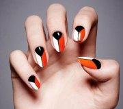 ooh la graphic nails fly