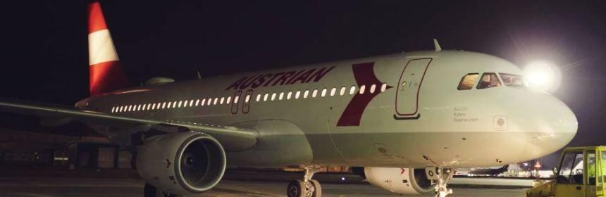Austria A320 retro
