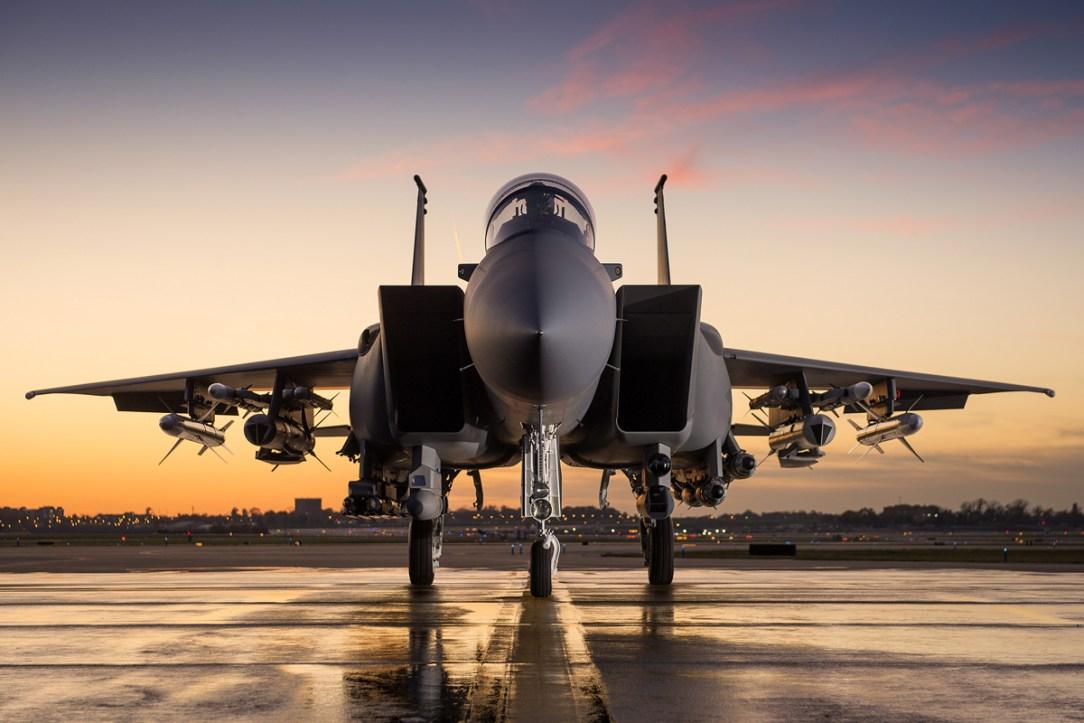 Boeing F-15X Super Eagle