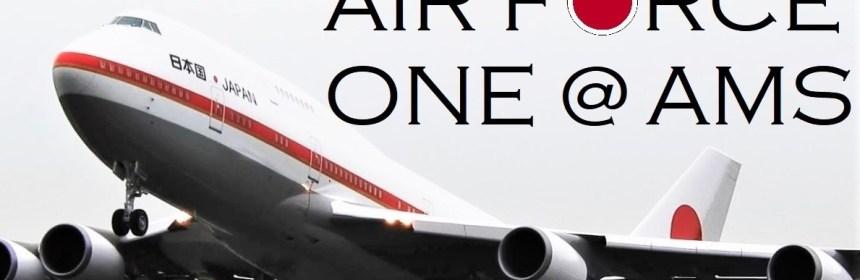 JASDF Air Force One