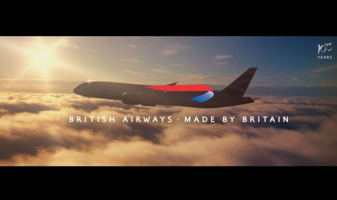 British Airways commercial