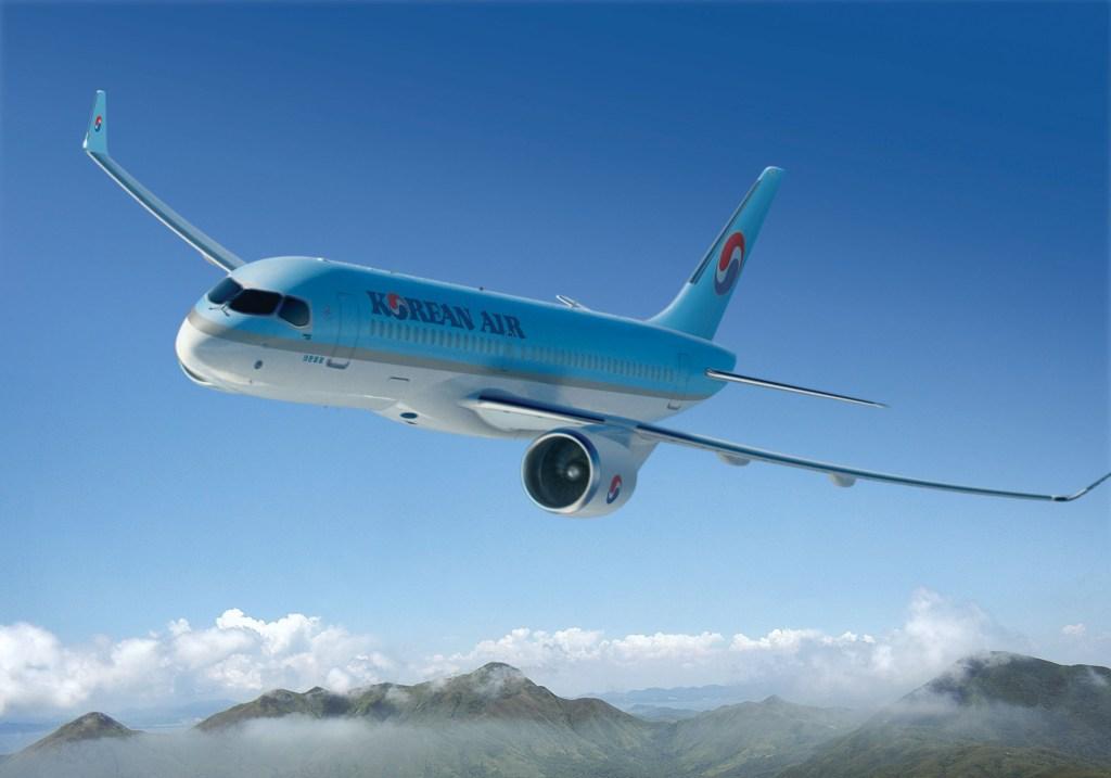 Korean Air A220