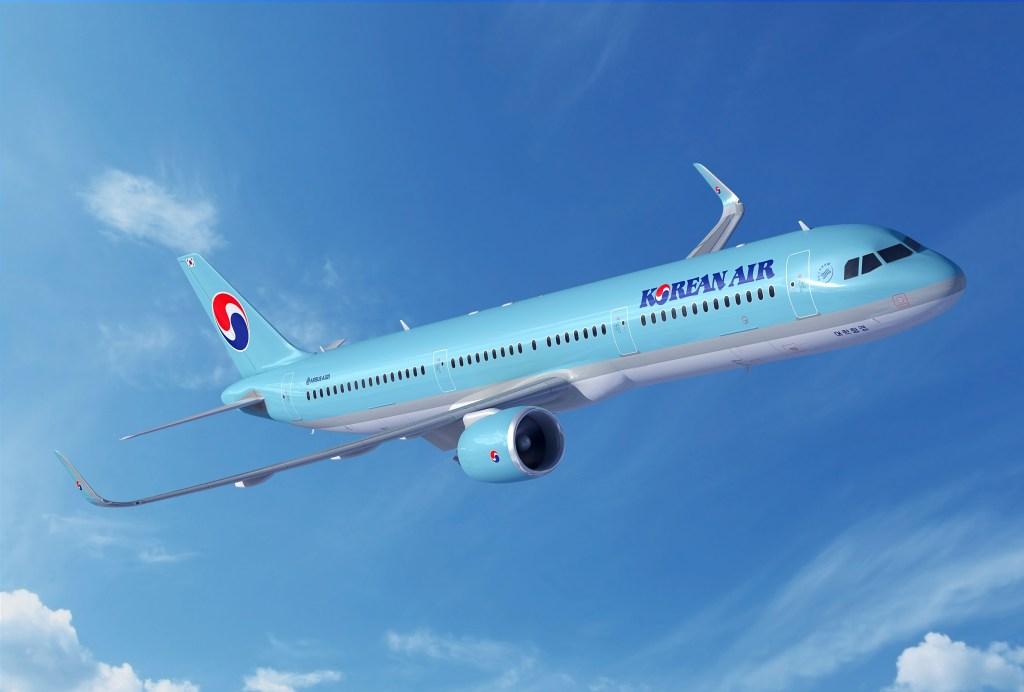 Korean Air A321neo