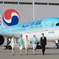 KOREAN AIR CELEBRATES 50TH ANNIVERSARY