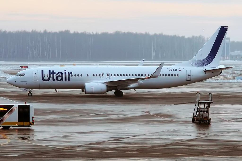 Utair B737-800 (VQ-BQQ)